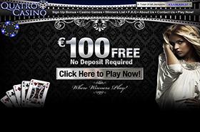 Quatro-Casino-No-Deposit-Casino-Bonus