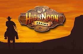 Get 60 No Deposit Bonus At High Noon Casino