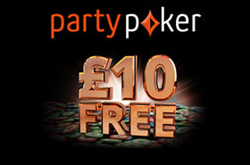 party-poker-10-free-uk