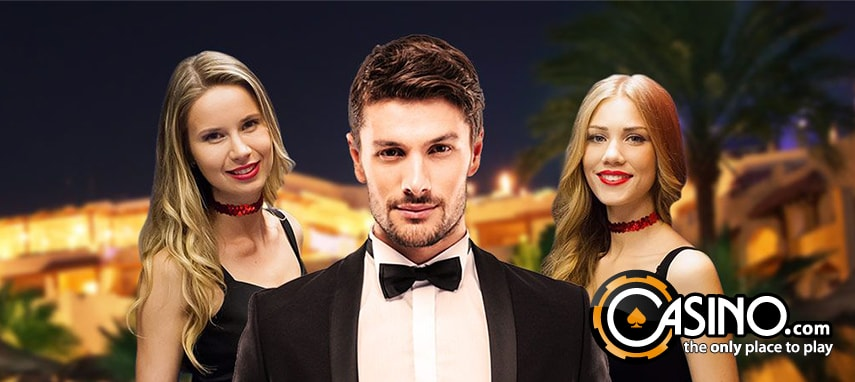 casino com slider photo