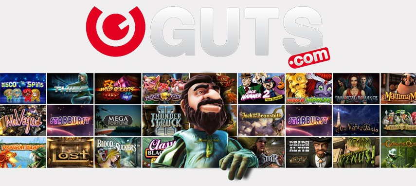 Guts Casino slider photo