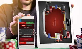 intertops poker software