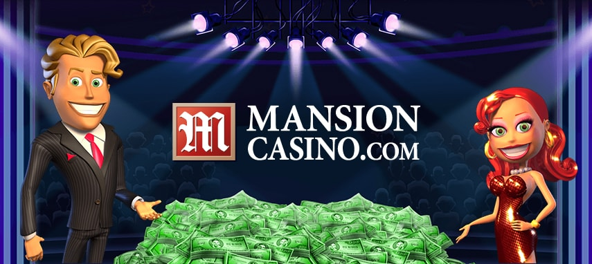 Mansion Casino Slider Photo