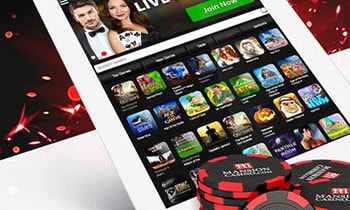 Mansion Casino Software