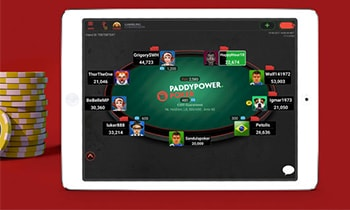 paddy power poker features