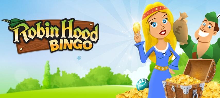 Robin Hood Bingo Slider Photo