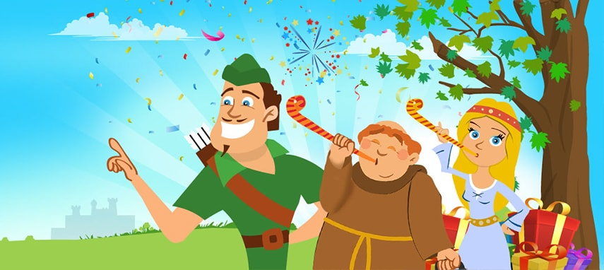 Robin Hood Bingo Slider Photo