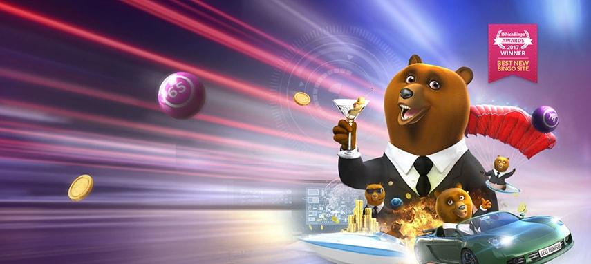 Ted bingo slider photo