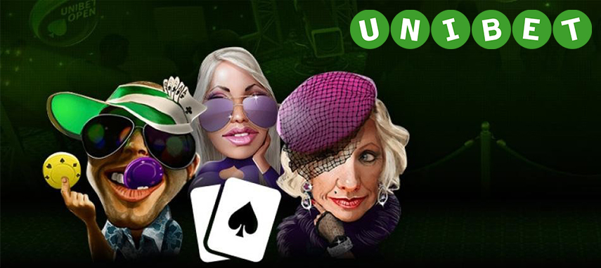 Unibet Poker slider photo