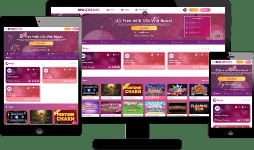 bingo stars screenshot