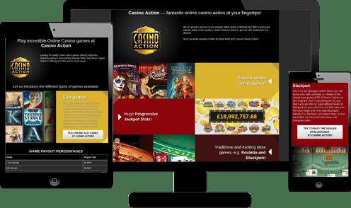 casino action screenshot