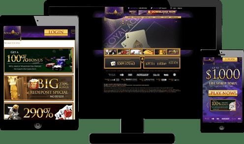Royal Ace Casino Screenshots