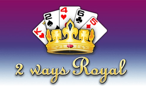 2 Ways Royal Poker Cover