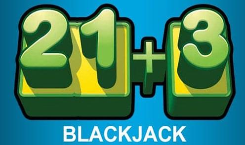 21+3 Blackjack Review