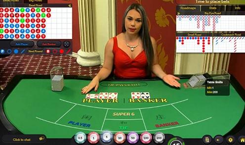 Bonus 6 Casino Game