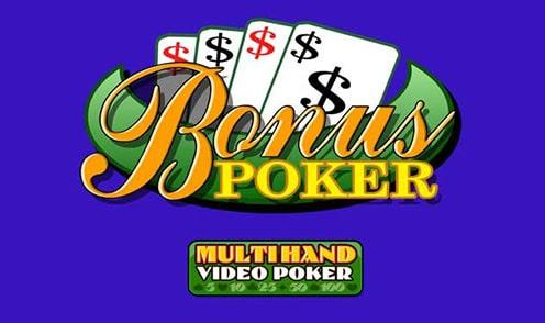 Bonus Poker Multihand Review