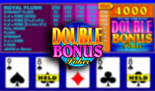Double Bonus Poker Review