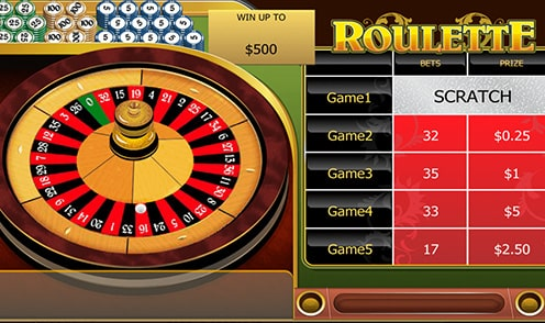 Roulette Scratch Review