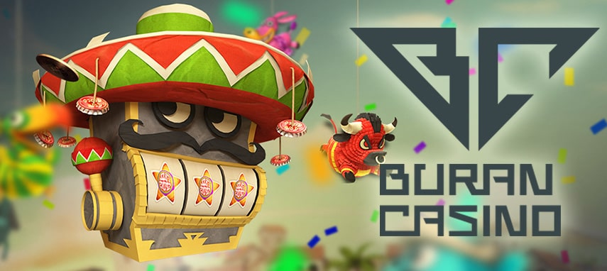 Buran Casino Slider 2