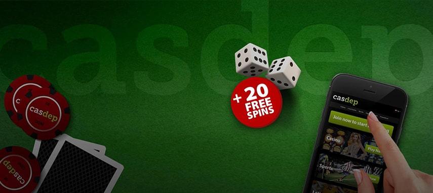 Casdep Casino Intro