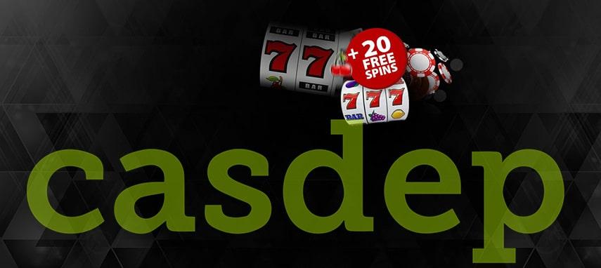 Casdep Casino Slider