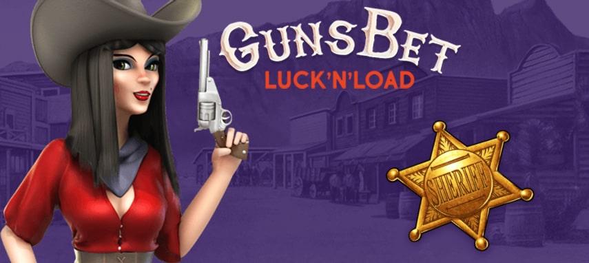 GunsBet Casino Slider