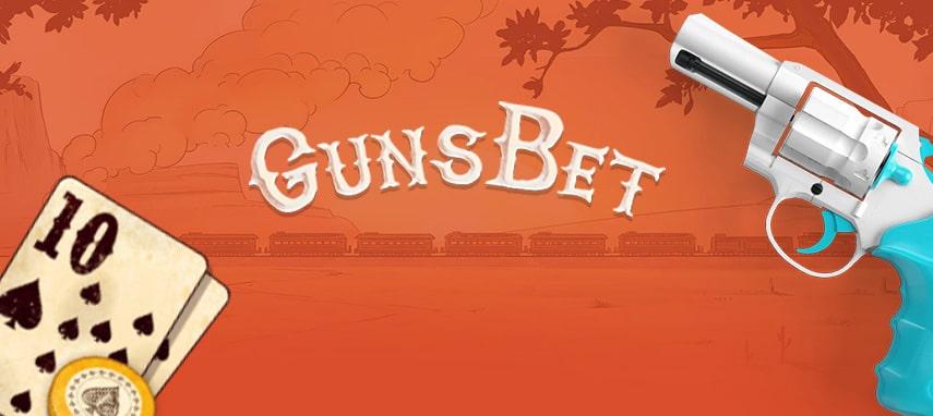 GunsBet Casino slider 2