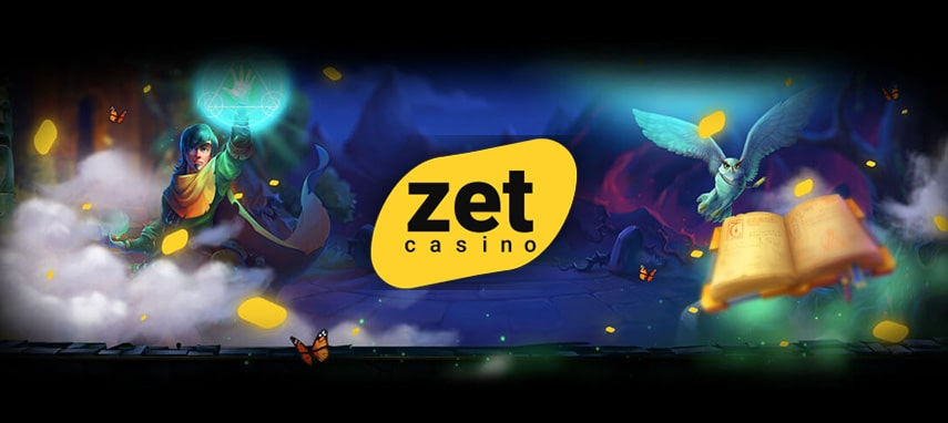 Zet Casino Intro