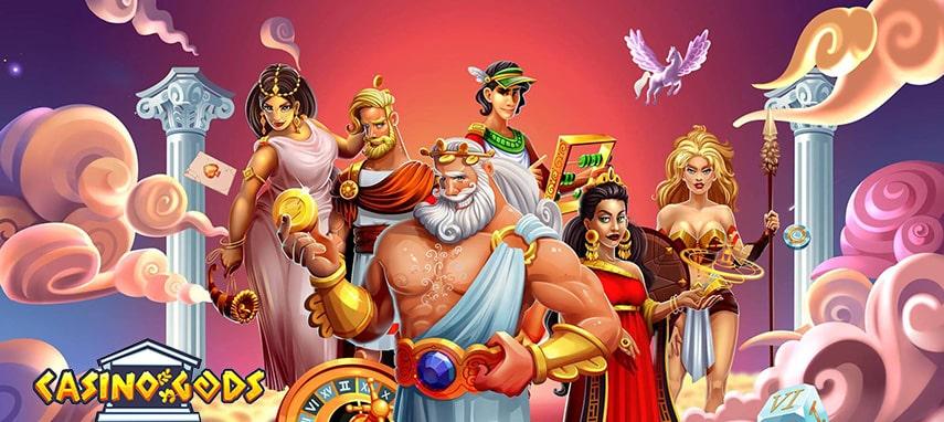 Casino Gods Intro