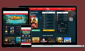 Rolla Casino Software and Games