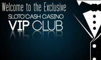 Sloto Cash Casino Loyalty and VIP Programme