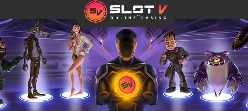 SlotV Casino Intro