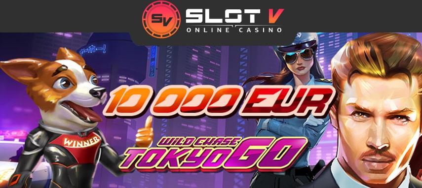 SlotV Casino Slider