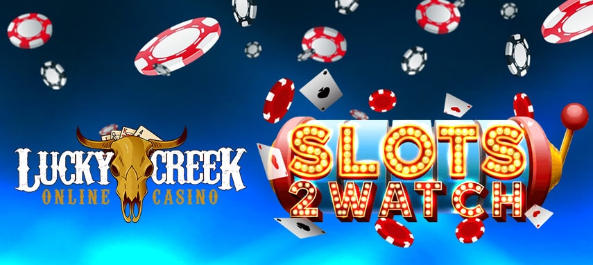 Lucky Creek Casino Slider 2