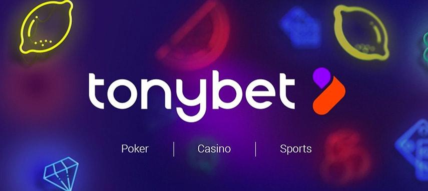 Tonybet Casino Intro
