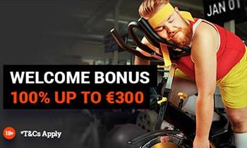 Tonybet Casino Welcome Bonus