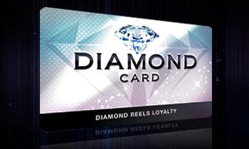 diamond reels casino VIP club