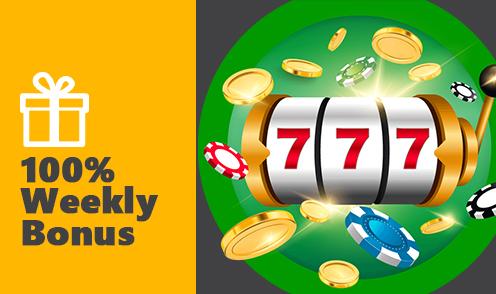 joe fortune weekly deposit bonus