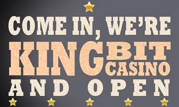 kingbit casino 1st deposit