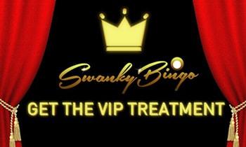 swanky bingo VIP club