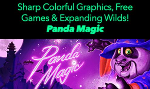 uptown pokies panda magic