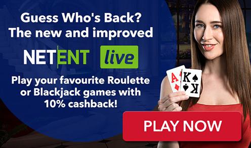 all british casino cashback bonus