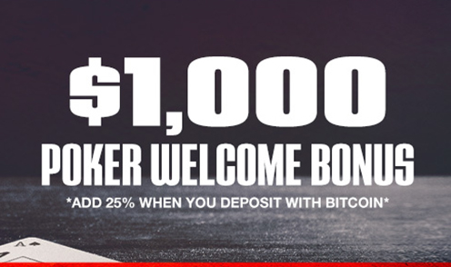 ignition poker welcome bonus