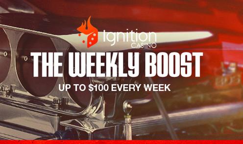 ignition weekly deposit bonus