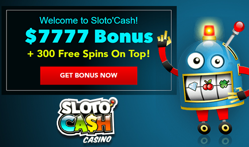slotocash welcome bonus